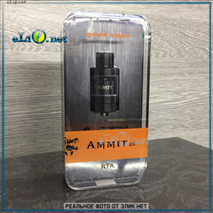 Geekvape Ammit 25 RTA 2ml, обслуживаемый атомайзер
