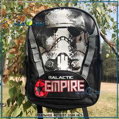 Школьный Рюкзак Звездные войны. Имперский Штурмовик. Star Wars. (Disney)