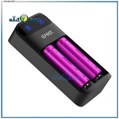 Efest LUSH Q2 / Intelligent LED Charger Интеллектуальное 2-слотовое зарядное устройство