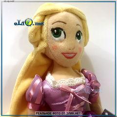 Мягкая плюшевая кукла Рапунцель Disney. Дисней оригинал