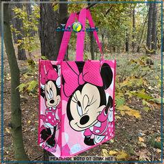 Сумка Минни - Minnie Mouse Reusable Tote. Дисней оригинал из США