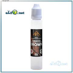 Brown / Tobacco жидкость для заправки электронных сигарет AlpLiq. Франция. Браун