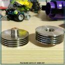 24 мм. Рассеивающий тепло радиатор (Heat Sink Adaptor) для мода и атомайзера