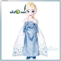 NEW 2017! Плюшевая кукла - принцесса Эльза. Olaf's Frozen Adventure Disney. Олаф и холодное приключение. Дисней оригинал США