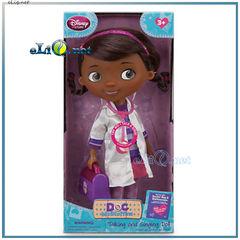 Доктор Плюшева Doc mcStuffins большая поющая кукла, набор, Дисней Disney