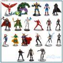 Мега набор фигурок Marvel Avengers. Мстители. Дисней оригинал Disney США.