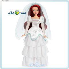 NEW 2017! Кукла русалочка Ариэль в свадебном наряде. Ariel Wedding Classic Doll. Ариель невеста классическая Disney оригинал