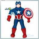 NEW 2017! Плюшевая кукла Captain America. Капитан Америка с щитом. Дисней оригинал Disney США.