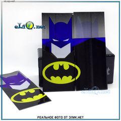 Термоусадка Бэтмен для аккумуляторов 18650. Batman оплетка