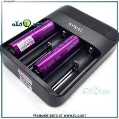 Efest LUSH Q4 / Intelligent LED Charger Интеллектуальное 4-слотовое зарядное устройство