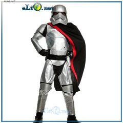 Новогодний детский костюм капитан Фазма Дисней оригинал. 5-7 лет. Captain Phasma Costume Disney Звездные Войны