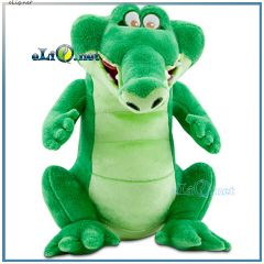 Мягкая плюшевая игрушка Крокодил Тик-Ток из м/ф Питер Пен Дисней. Peter Pen Disney оригинал США