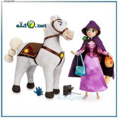 Подарочный огромный набор Рапунцель и Максимус. Rapunzel Animators' Doll Gift Set Disney, Дисней оригинал из США