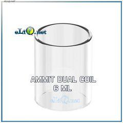 Cтеклянная колба на Geekvape Ammit Dual Coil RTA - 6 мл.