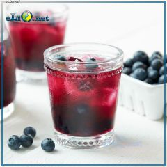 Черный чай с черникой Элик - ароматизатор для самозамеса. Blueberry black tea ELIQ