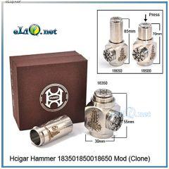 Hcigar Hummer Mod 18350 / 18500 / 18650  механический мод, клон. Хаммер