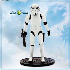 Штурмовик. Коллекционная фигурка. Imperial Stormtrooper Elite Series Figure Disney Элитная серия. Дисней оригинал