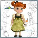 Кукла принцесса-малышка Анна Дисней оригинал США Disney Frozen