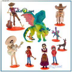 Набор фигурок Коко. Coco Deluxe Figurine Set. Дисней оригинал