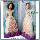 Кукла принцесса Рапунцель в свадебном платье Disney. Дисней оригинал США.