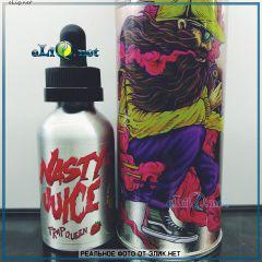 Nasty Juice Trap Queen Оригинал 50 мл жидкость для заправки вейпа Насти Джус Трап Квин. Ловушка королевы. Малайзия.