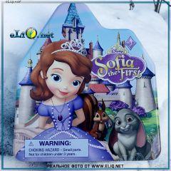 София Прекрасная Набор наклеек. Sofia the First Dress up Gel Stickers Playhouse Castle Playset Disney. Дисней оригинал США
