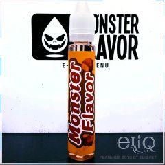 Monster Flavor Nuts 30мл - жидкость для заправки электронных сигарет. Украина. Батончик Натс, орех и нуга.