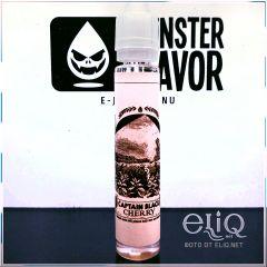 Monster Flavor Captain Black Cherry 30мл - жидкость для заправки электронных сигарет. Украина. Черри Капитан Блэк, вишня и табак