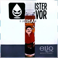 Monster Flavor El Chapo 30мл - жидкость для заправки электронных сигарет Украина. Эль Чапо