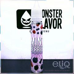 Monster Mint Berries 30мл - жидкость для заправки электронных сигарет Украина. Мятные ягоды