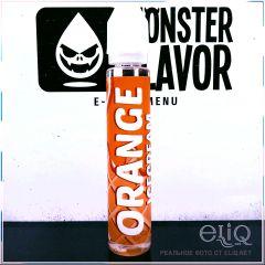 Monster Flavor Orange Ice Cream 30мл - жидкость для заправки электронных сигарет Украина. Апельсиновое мороженое.