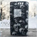 Картинка Силиконовый чехол Череп для Smok Alien 220 W. Skull Skin для Смок Алиен 220 Вт