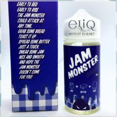 100 мл Jam Monser Blueberry - жидкость для заправки электронных сигарет. Джем Монстр Черничный
