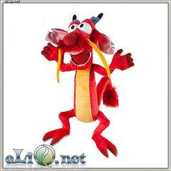 Дракон Мушу (Disney) - плюшевая игрушка. Дисней.