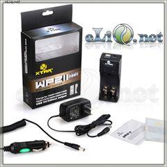 XTAR WP2II Intelligent charger / Универсальное зарядное устройство для большинства Li-Ion аккумуляторов