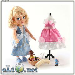 Набор Принцесса-малышка Золушка (Disney)