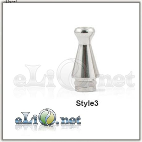 510 Stainless Steel Drip Tip (Type①/②/③/④/⑤)