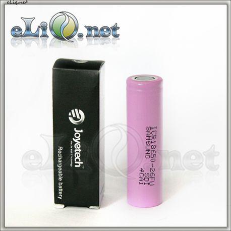 Joyetech eVic 2600mAh SAMSUNG rechargeable Li-Ion 18650 Battery