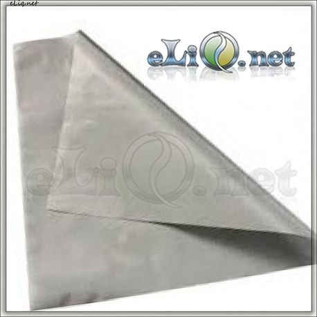 500 Mesh T316L Stainless Steel / Сетка нержавеющая