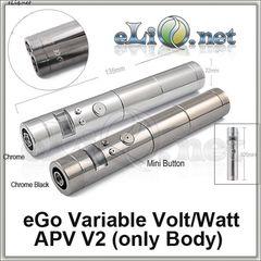 eGo Bamboo APV V2 (Brass Body) - Vamo. в латунном корпусе