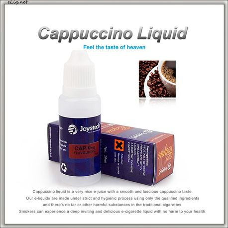 [Joyetech] Капучино, 30 мл, 6 мг (L)