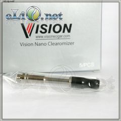 Vision Nano 510 Bottom Coil Clearomizer