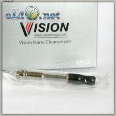 Vision Nano 510 BC - тонкий клиромайзер с нижним расположением спирали