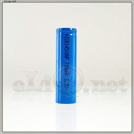700mAh ICR14500 Литий-ионный аккумулятор