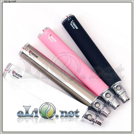 [2013 NEW] Vision Spinner 1300mAh eGo Variable Voltage Battery