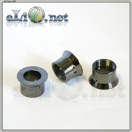 Конус (юбка) eGo Steel Sleeve Cone (тип H) для 6ml 510 DCT/ Vivi Nova
