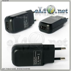 1000mA Mini AC-USB адаптер для зарядки от сети