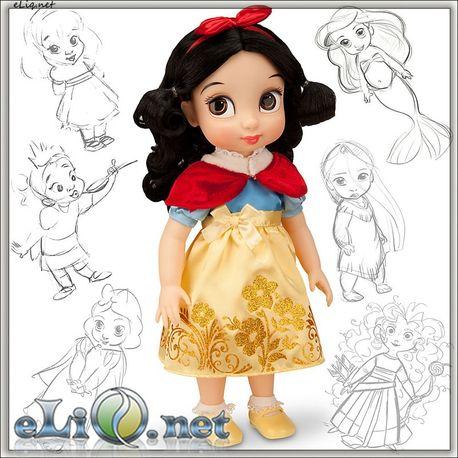 Кукла Принцесса-малышка Белоснежка (Disney)