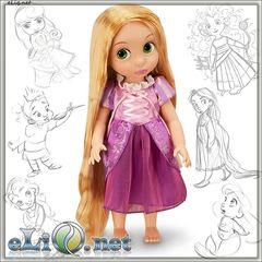 Кукла Принцесса-малышка Рапунцель (Disney)