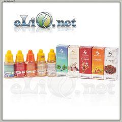 [SALE] Фруктовые вкусы 10ml Hangsen (Жидкость для заправки электронных сигарет. Хангсен) распродажа.